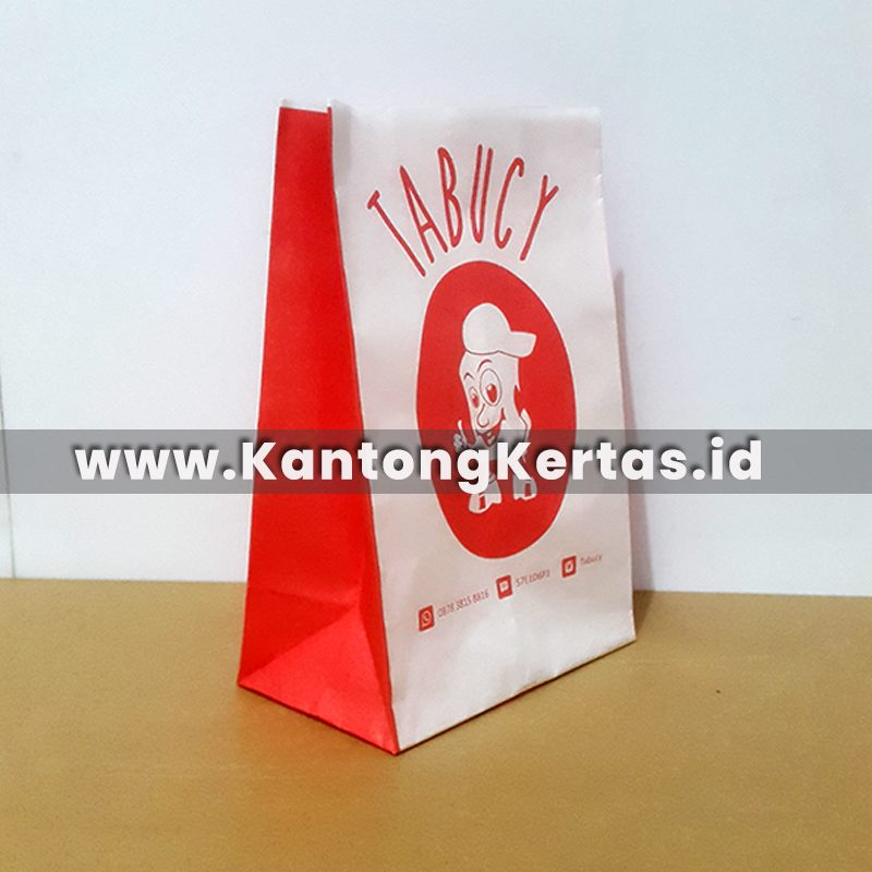 Kantong Greaseproof